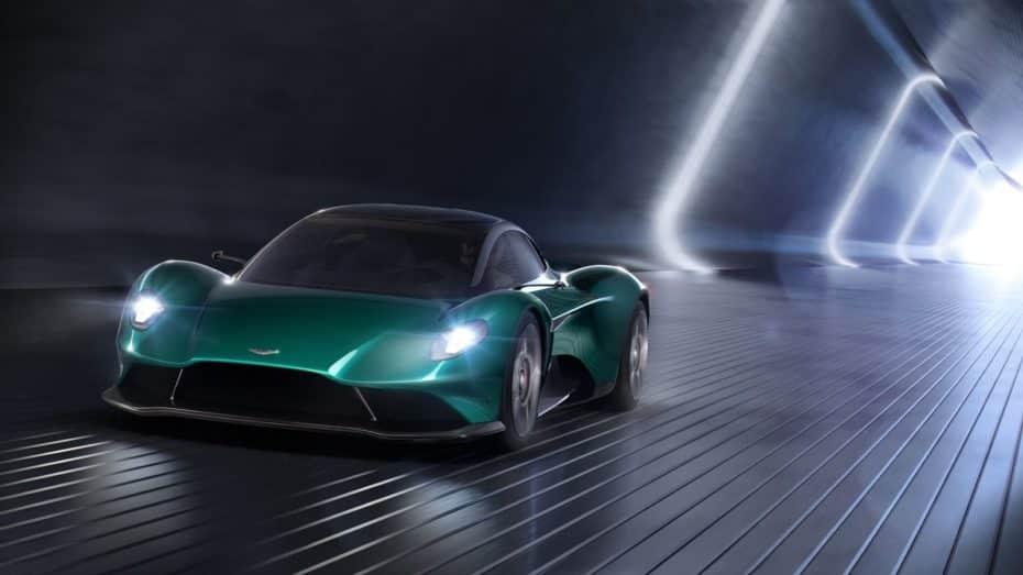 Aston Martin Vanquish Vision Concept: Vuelve el Vanquish…
