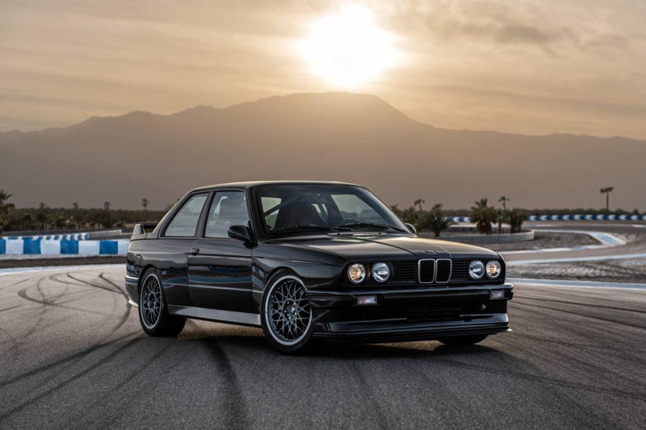 El BMW M3 E30 renace 33 años después con 392 CV: Solo verán la luz 30 ejemplares
