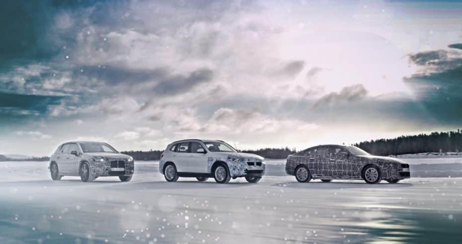 Los BMW iX3, BMW i4 y BMW iNEXT 100% eléctricos ultiman su fase de pruebas: Llegarán en 2020 y 2021