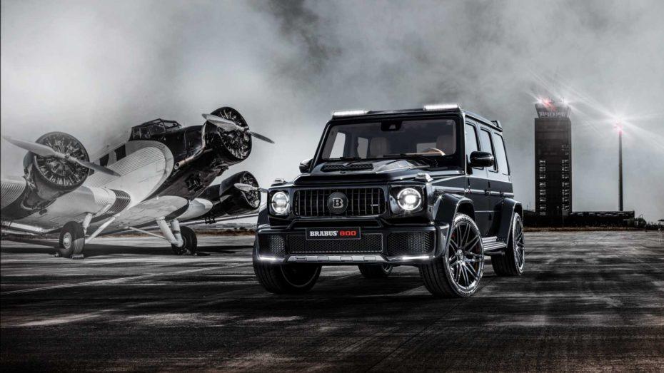 BRABUS 800 Widestar: El Mercedes-AMG G63 más radical tiene 800 CV y 1.000 Nm