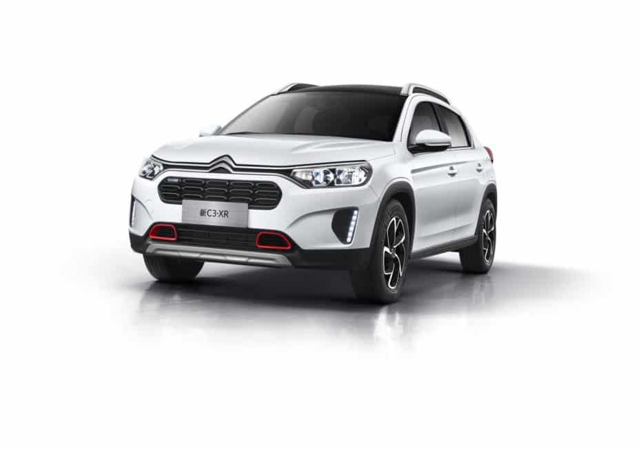 Citroën intentará reconquistar China con el renovado C3-XR
