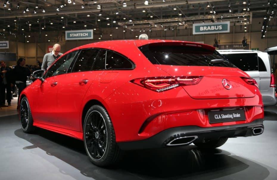 ¡En directo!: Así de atractivo luce el nuevo Mercedes-Benz CLA Shooting Brake