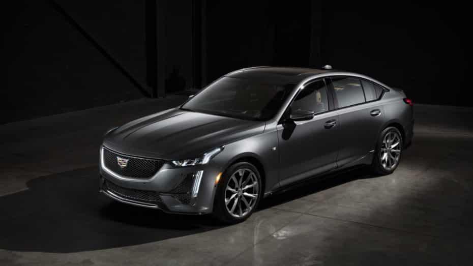 Cadillac CT5 2019: El remplazo del Cadillac CTS debutará en el Salón de Nueva York