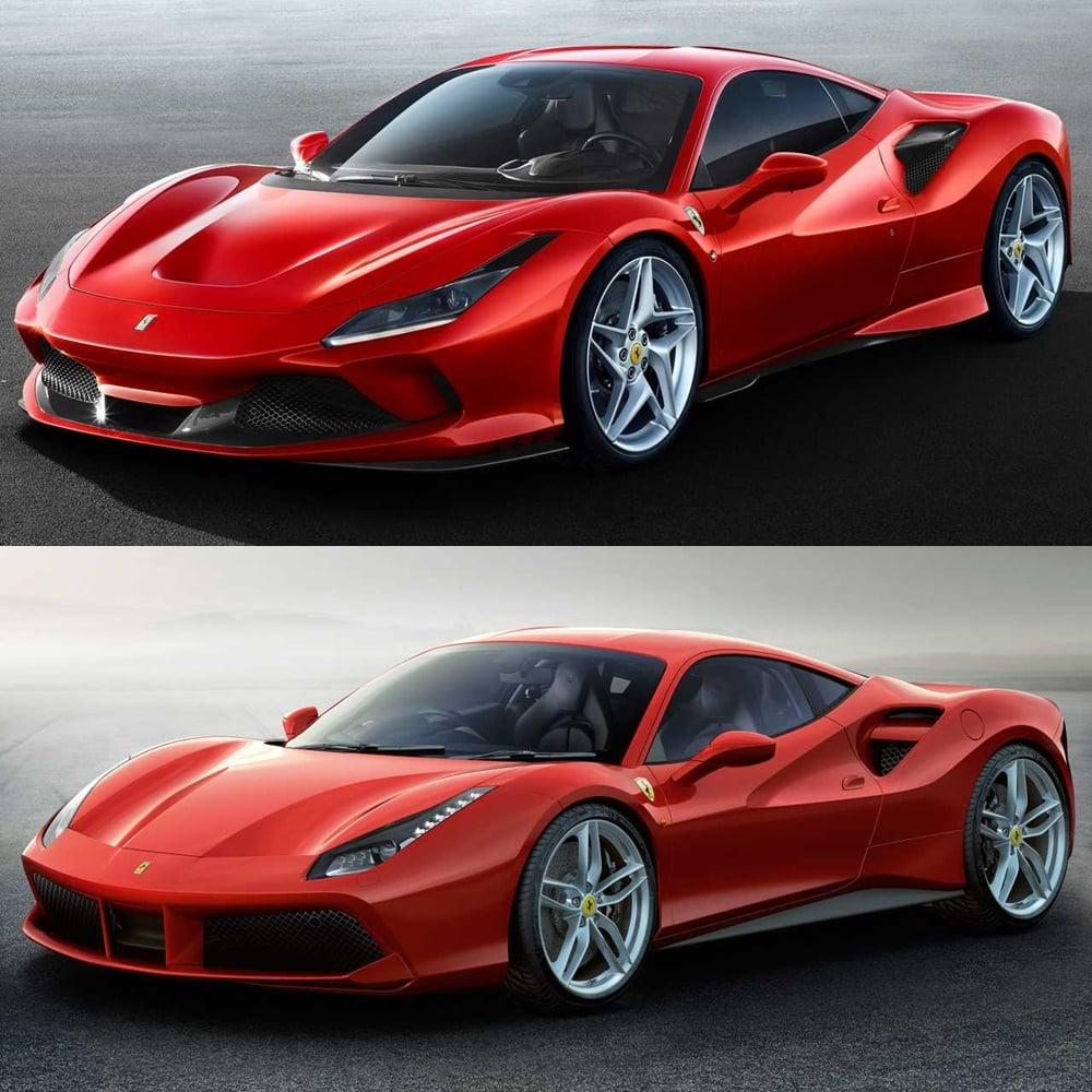 Ferrari 488 Tributo