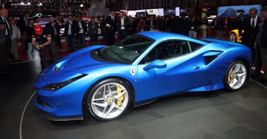 ¡Al natural!: Así es el Ferrari F8 Tributo