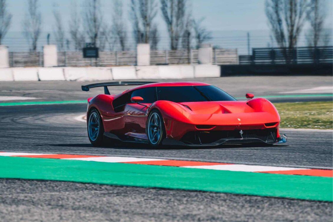 Ferrari P80/C: El Ferrari más radical jamás construido ha requerido 4 años de desarrollo