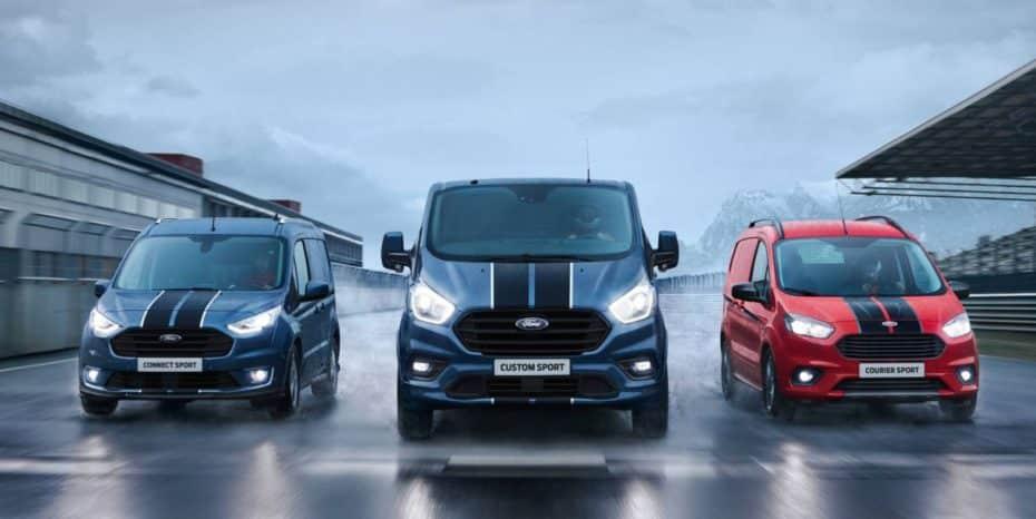 Las «furgos» deportivas de Ford vuelven con hasta 185 CV