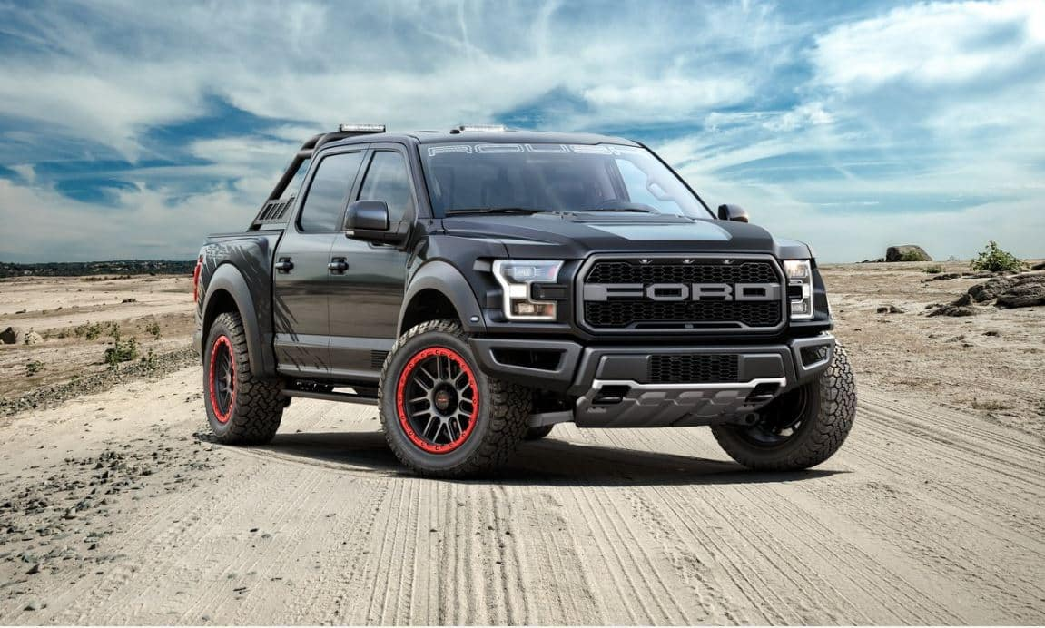 Roush Performance Anuncia El Ford F 150 Raptor 2019 M 225 S