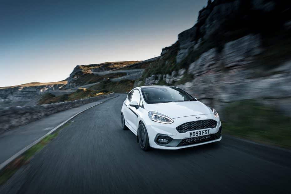 No verás un Ford Fiesta RS, pero sí un ST aún más picante gracias a Mountune