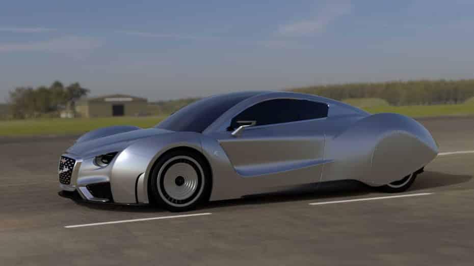 Hispano Suiza Carmen 2020: El renacer de la compañía tiene 1.019 CV y un aspecto peculiar