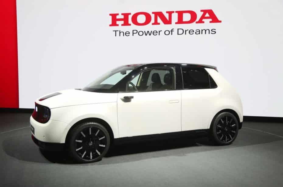 Así luce el Honda E Prototype al natural: Lo veremos a finales de año por la calle