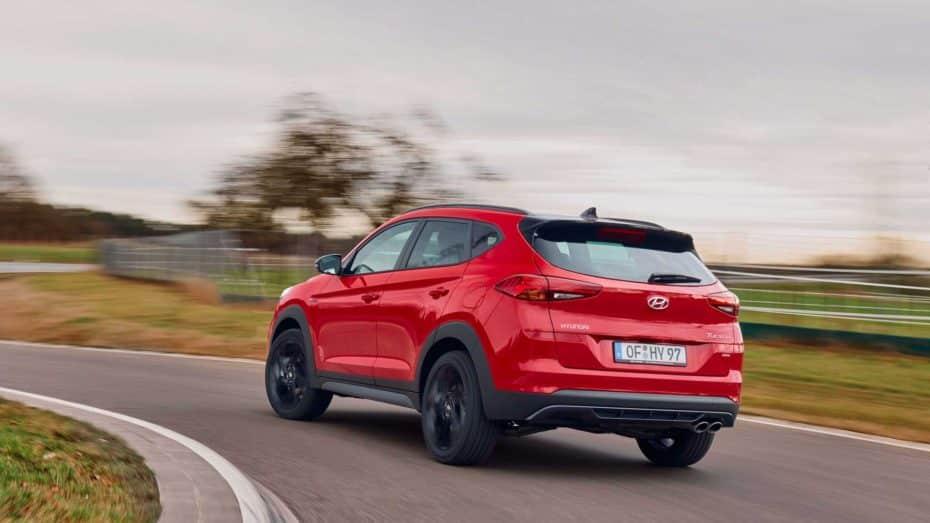 Hyundai Tucson N-Line: Deportividad para el SUV más allá de la estética
