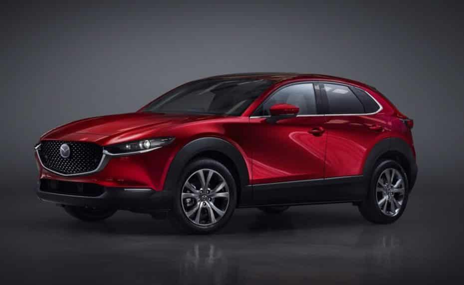 Ginebra 2019: Nuevo Mazda CX-30