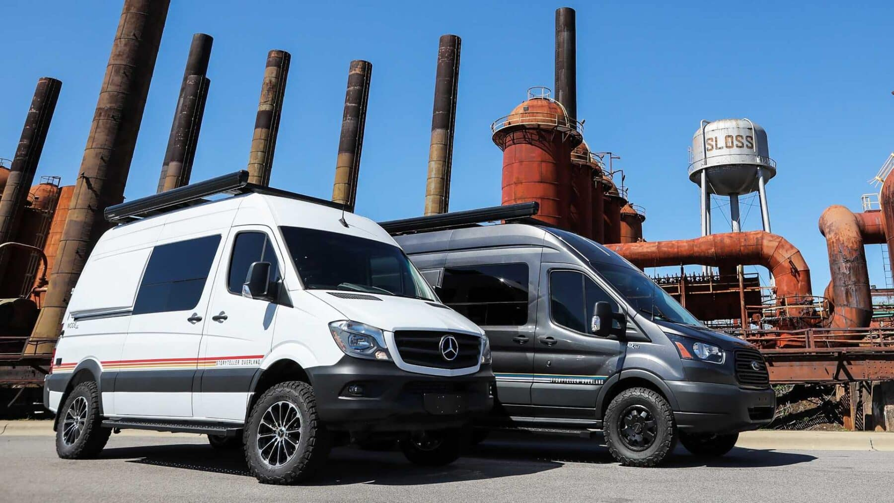 La Strada Regent S 4wd La Mejor Camper Del Mercedes Sprinter 4 4