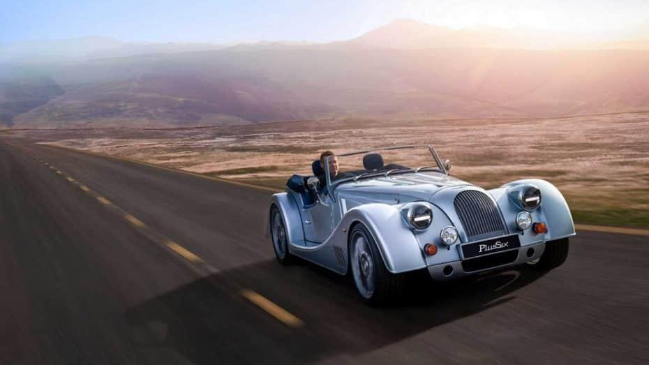Morgan Plus Six 2019: Motor BMW con 335 CV, nueva plataforma y el toque clásico de siempre