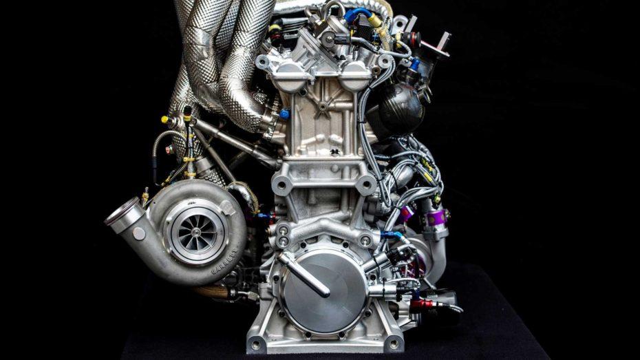 Lo último de Audi es un motor turbo de cuatro cilindros y 2.0 litros con 610 CV de potencia