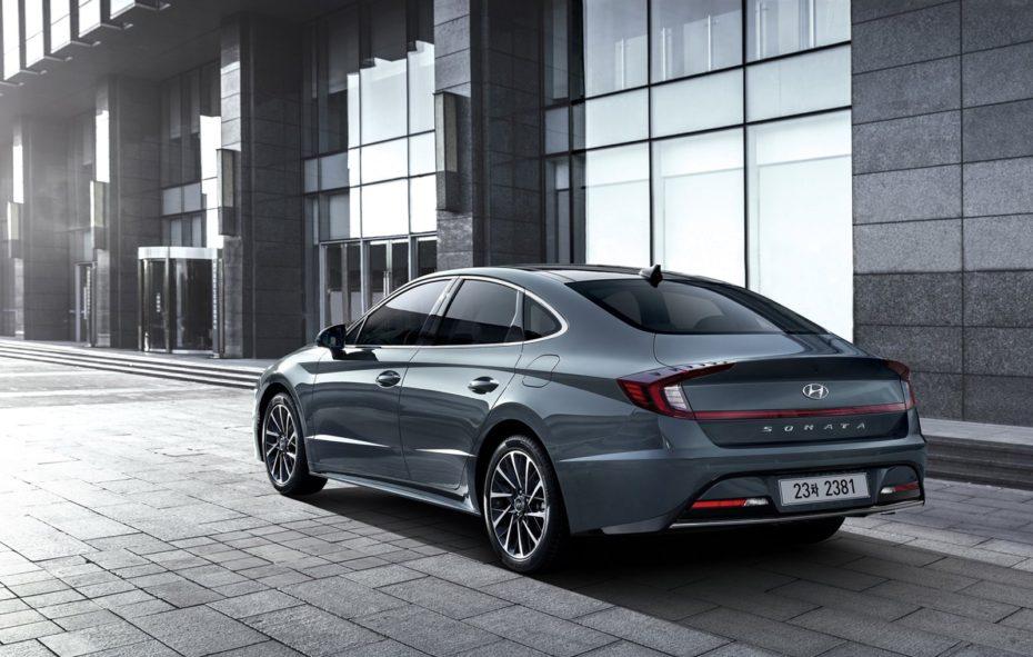 ¡Oficial!: Así es la octava generación del Hyundai Sonata