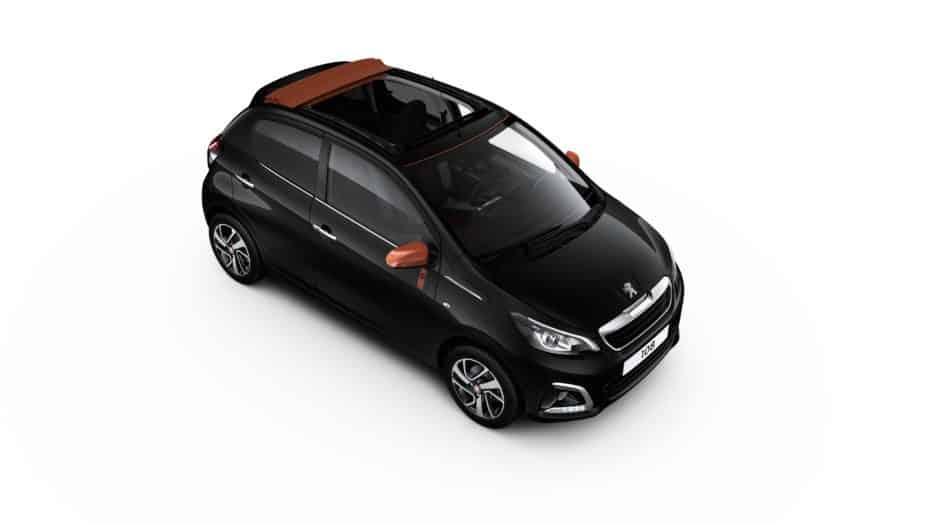 Regresa la edición «Roland Garros» al Peugeot 108