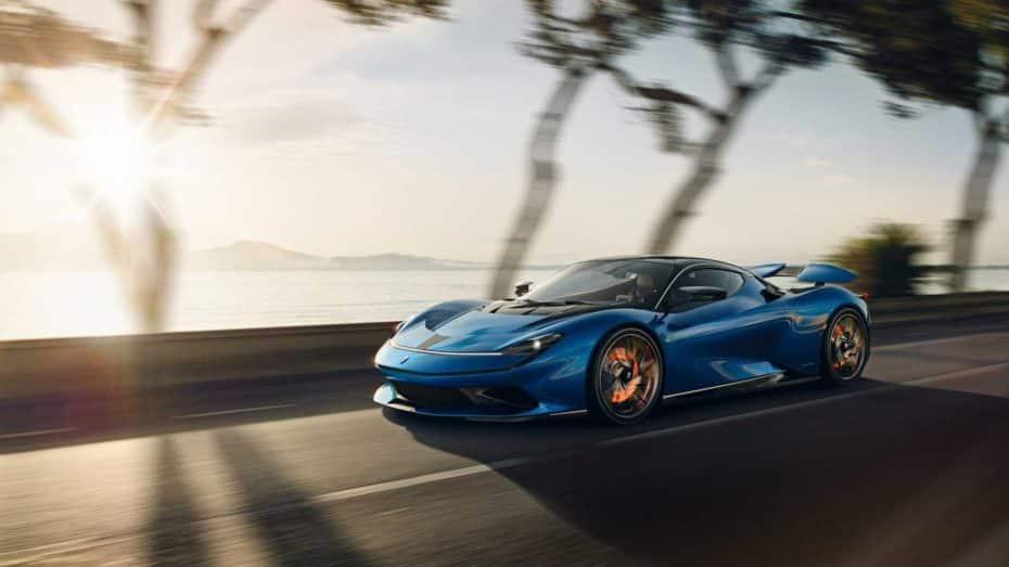 Pininfarina Battista 2020: Un deportivo eléctrico de 1.900 CV del que se fabricarán 150 ejemplares