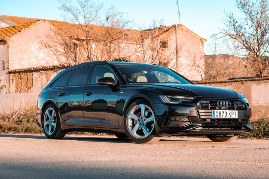 Prueba Audi A6 Avant 40 TDI S tronic 204 CV 2019: Tu familia le cogerá el gustillo a viajar en business