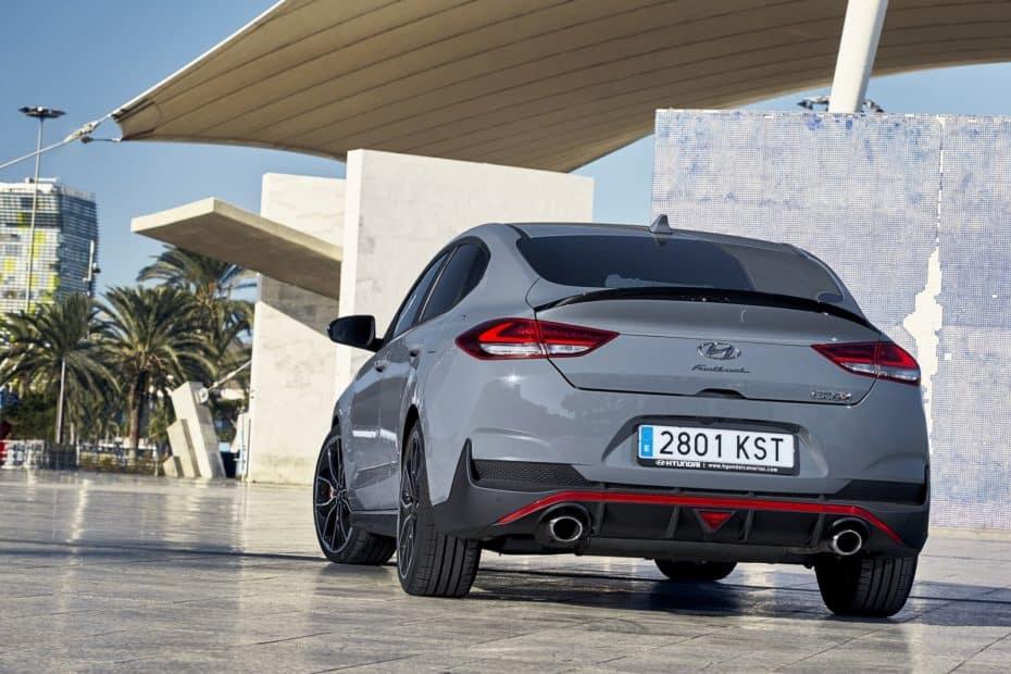 Prueba Hyundai i30 Fastback N Performance 275 CV 2019: Un baile para dos, coche y conductor