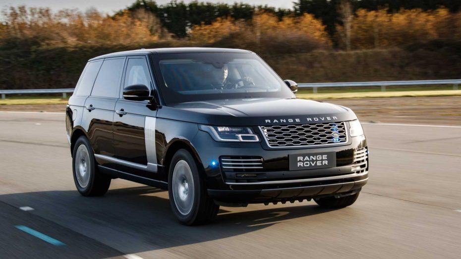 Range Rover Sentinel 2019: Una fortaleza rodante ahora con motor V8 de 5.0 litros
