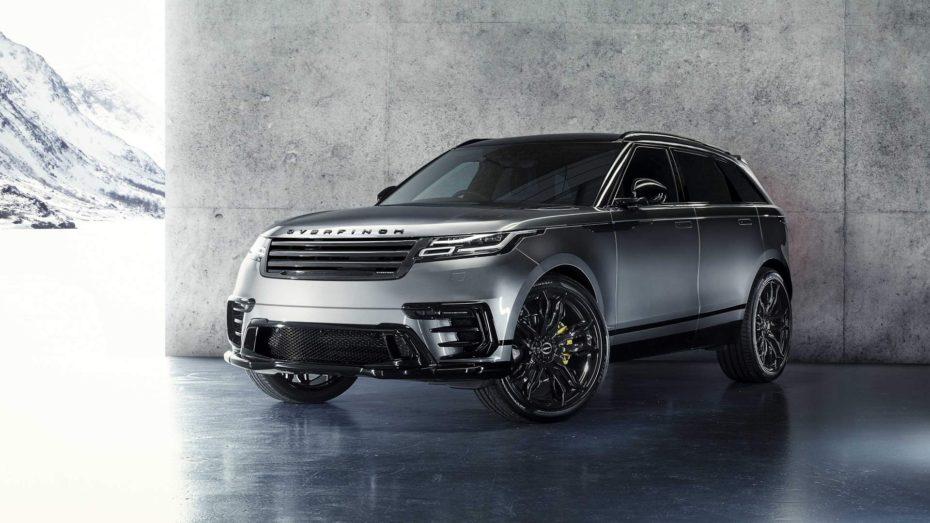 El Range Rover Velar, más atractivo e imponente que nunca gracias a Overfinch
