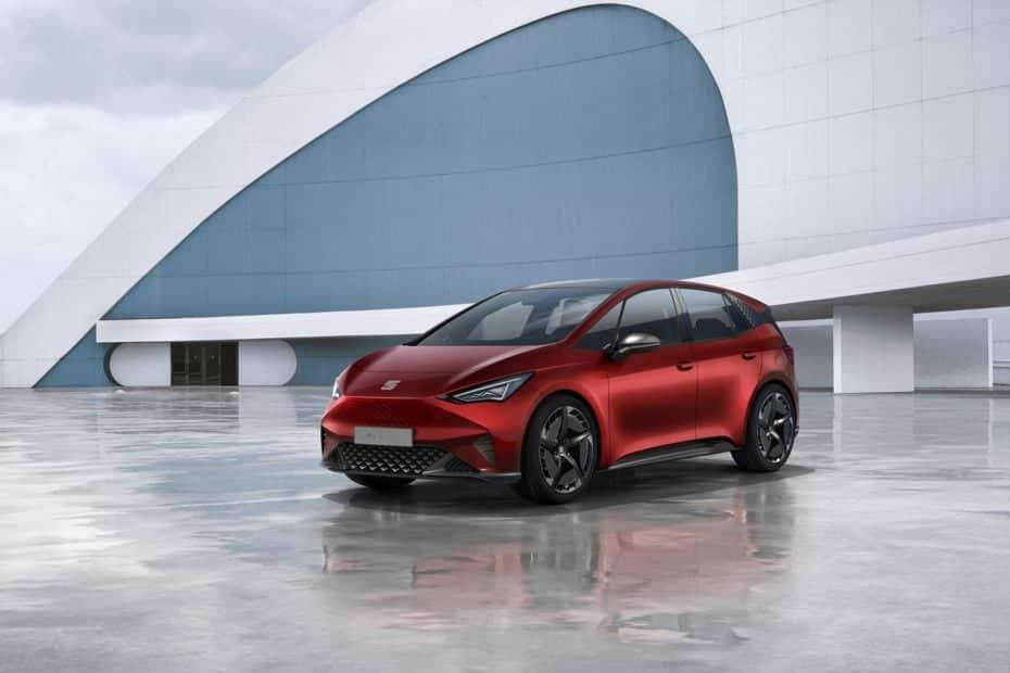 ¡Oficial! SEAT el-Born Concept: Movilidad eléctrica con 204 CV y 420 km de autonomía