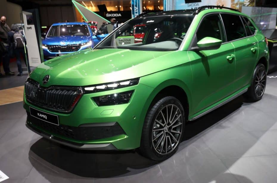 Al natural: El Škoda Kamiq es el más «conservador» de la oferta B SUV del Grupo VW