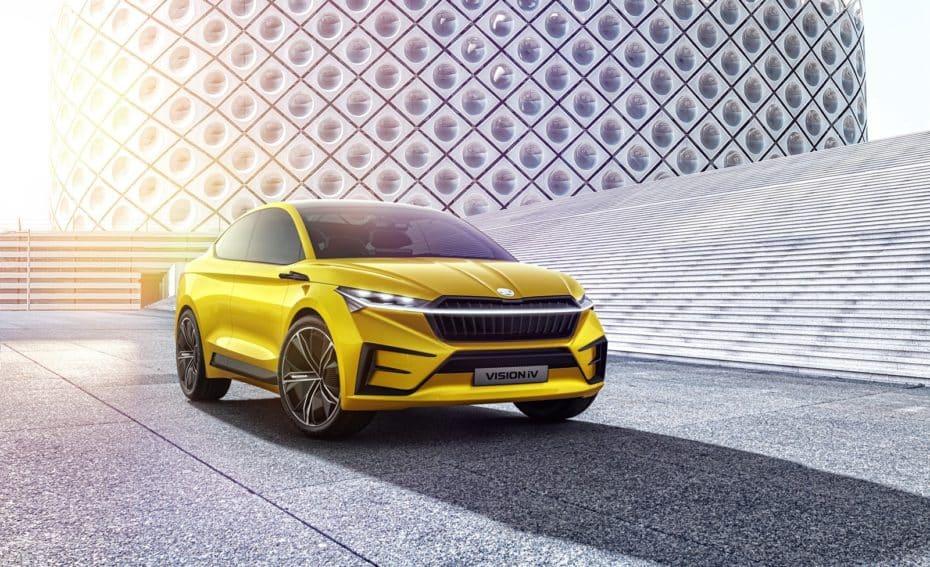 VISION iV Concept: Así pinta el futuro de Škoda…