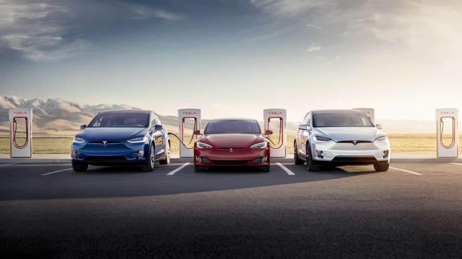El nuevo Supercharger V3 de Tesla promete 20 minutos para cargar al completo un Model 3