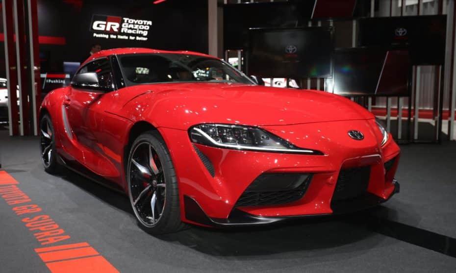 El Toyota Supra europeo debuta en Ginebra «de puntillas»