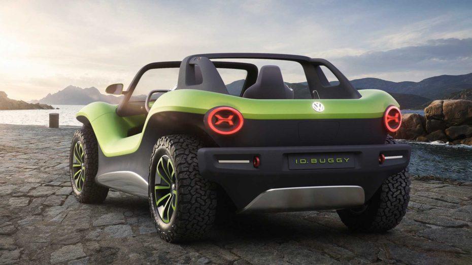 Volkswagen ID Buggy Concept: Un homenaje a los años 60 y 70 en formato eléctrico