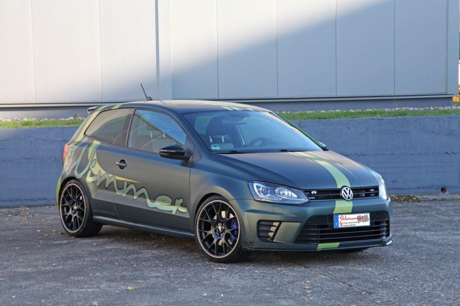 ¿Recuerdas el Volkswagen Polo R WRC? Pues está de vuelta con 420 CV de potencia