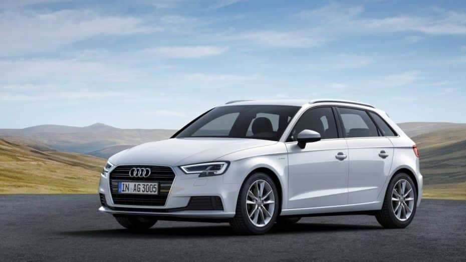 El Audi A3 g-tron estrena motor: Y mayor autonomía a metano