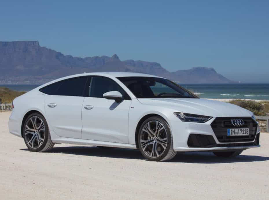 La gama del Audi A7 se completa con dos alternativas en gasolina