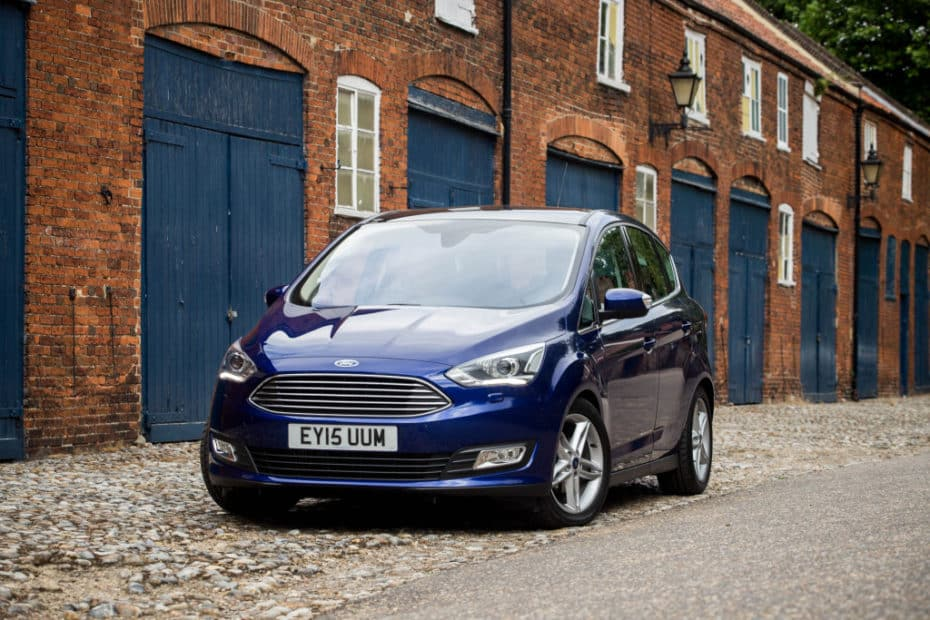 El Ford C-Max dejará de hacerse en junio