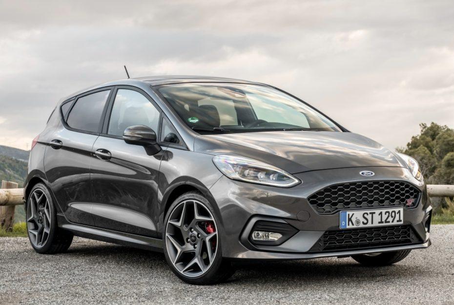 Así es la gama 2019 del Ford Fiesta: Mucho más reducida