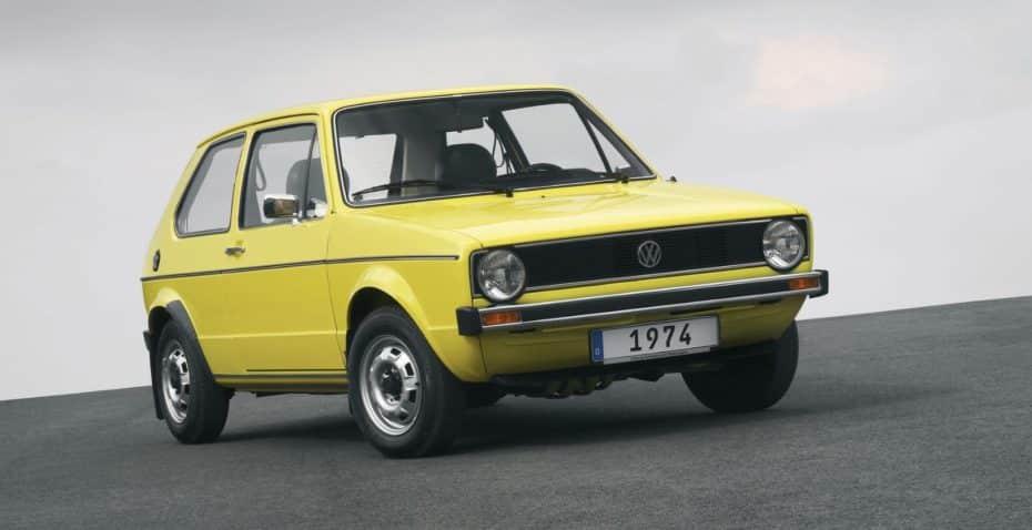 El Volkswagen Golf cumple 45 años