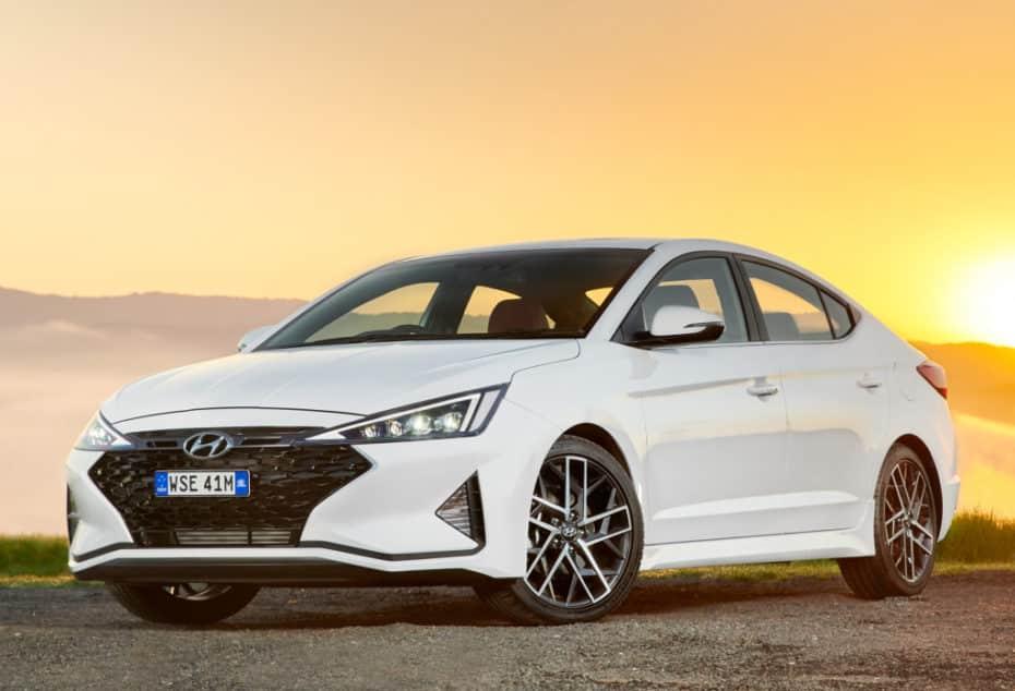 El renovado Hyundai Elantra llega a Europa: No para España por ahora
