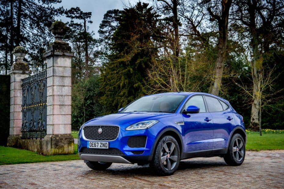 Mitsubishi, Jeep y Jaguar, firmas destacadas en Europa durante febrero