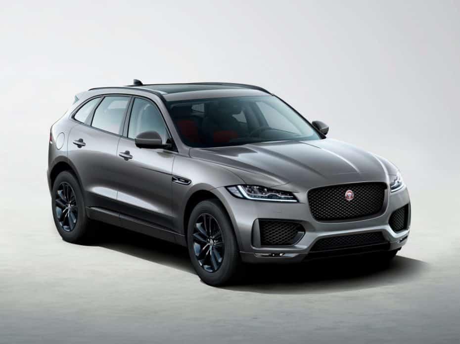Ya a la venta el Jaguar F-Pace «Chequered Flag»
