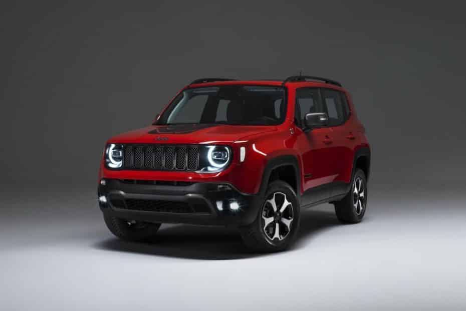 Ginebra 2019: Nuevos Jeep Renegade y Compass PHEV