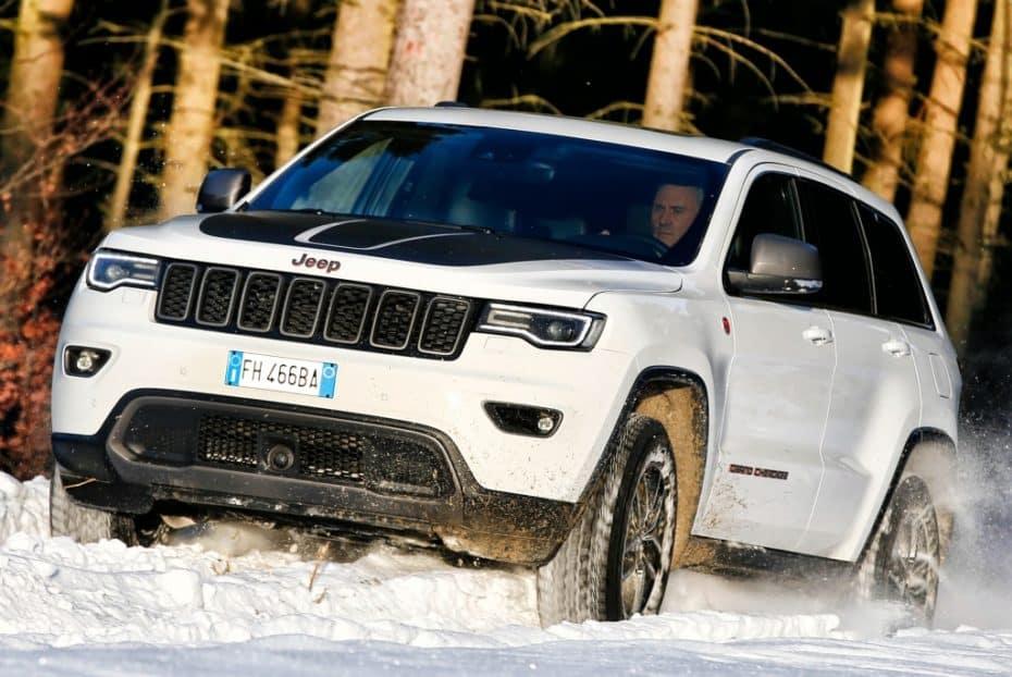 Nuevo Jeep Grand Cherokee 2019: Estrena motor diésel