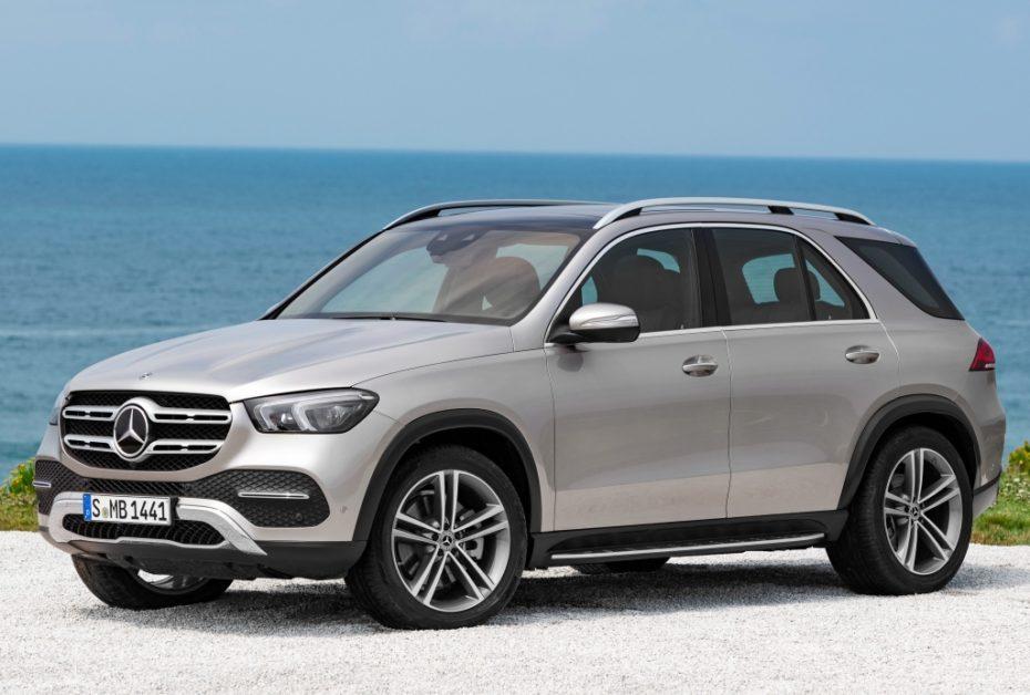 El Mercedes GLE estrena versión con etiqueta ECO