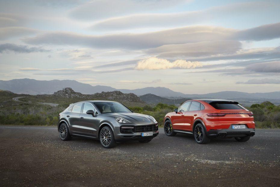 Oficial: Nuevo Porsche Cayenne Coupé