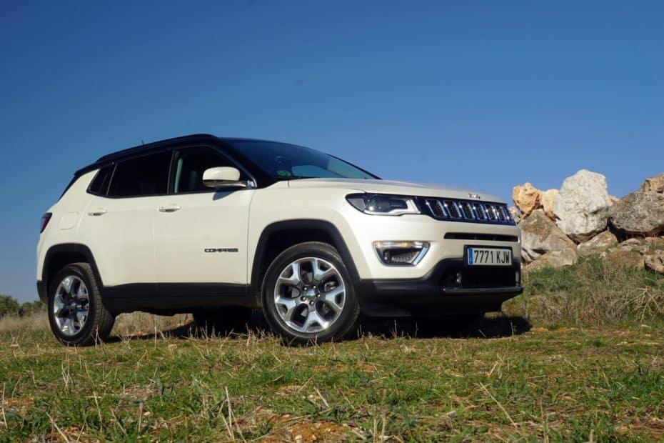 Prueba Jeep Compass 2.0 Multijet 140 CV Limited 9AT 4×4: Atractivo y apetecible