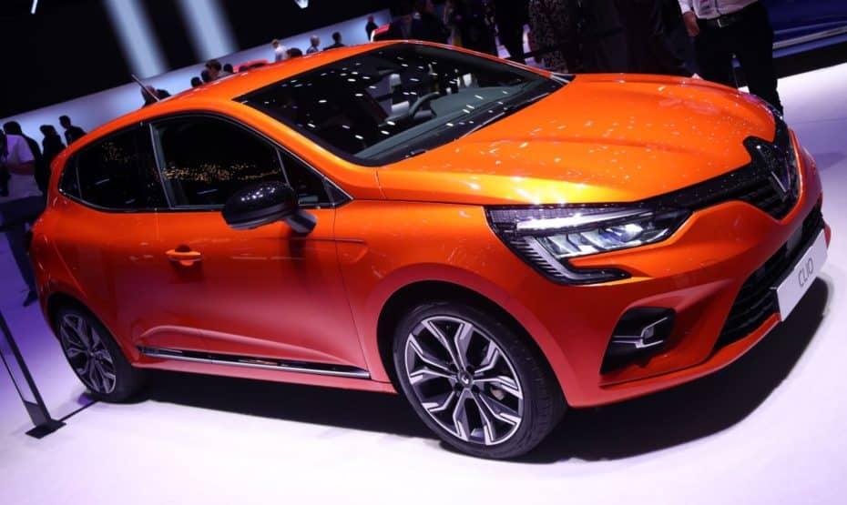 El nuevo Renault Clio gana puntos en directo: Líneas conservadoras con muchas novedades