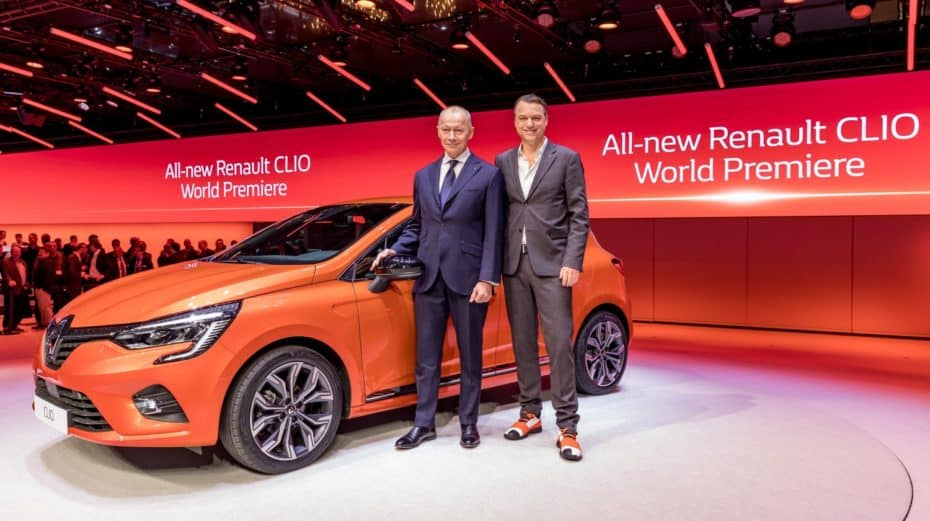 Ginebra 2019: Nuevo Renault Clio