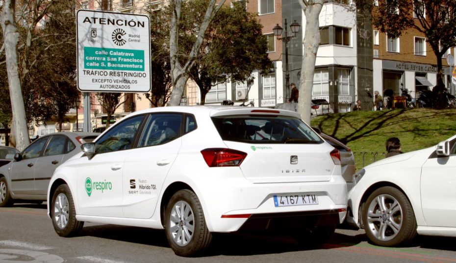 El car-sharing de SEAT estrena flota: Ahora a metano